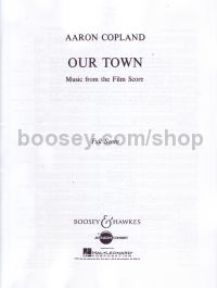 Our Town (Full Score)
