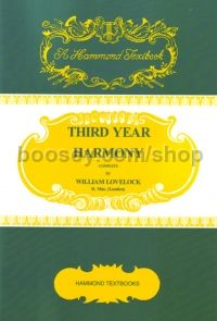 Third Year Harmony