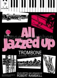All Jazzed Up for Trombone or Euphonium (Bass Clef) (Book & CD)
