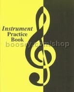 Instrument Practice Book (34 Lessons) Yellow