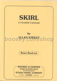 Skirl (Brass Band Set)