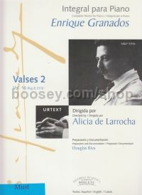 Complete Works for Piano vol.16 - Valses 2