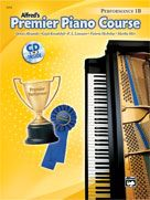 Alfred Premier Piano Course Performance Book & CD 1B