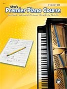 Alfred Premier Piano Course Theory Book Level 1B