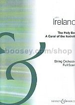 Holy Boy String Orch or String Qtet Full Score