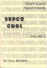 Super Cool Jazzy Duets Book 3