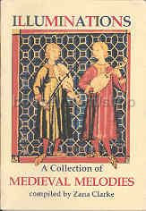 Illuminations Collection Of Medieval Melodies 1