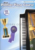 Alfred Premier Piano Course performance (Book & CD) 2a