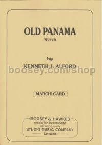 Old Panama (Brass Band Set)