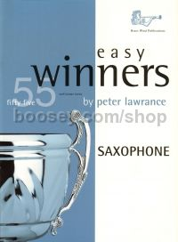 Easy Winners for Saxophone