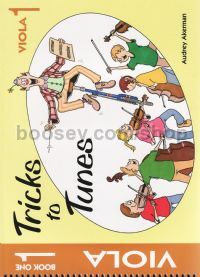 Tricks To Tunes Book 1 Viola