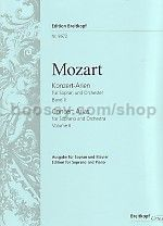 Complete Concert Arias for Soprano, Vol. 2
