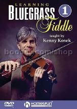 Kenny Kosek: Learning Bluegrass Fiddle vol.1 (DVD)
