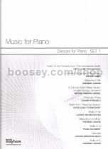 Music For Piano Dances For Piano Set 1