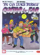 You Can Teach Yourself Guitar By Ear (Book & CD/DVD)