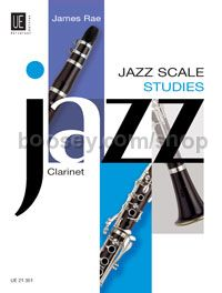 Jazz Scale Studies for Clarinet