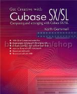 Get Creative With Cubase Sx/Sl Book / CD- Rom