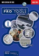 Producing In The Home Studio With Pro Tools (Book & CD)