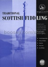 Traditional Scottish Fiddling Players Guide (Book & CD)