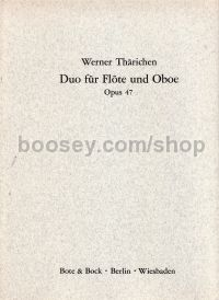 Duo for Flute and Oboe (1975)