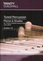 Tuned Percussion Pieces & Studies Grades 1-5