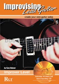 RGT Improvising Lead Guitar Improver Level
