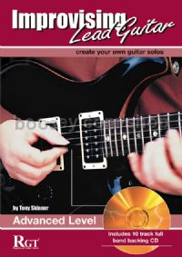 RGT Improvising Lead Guitar Advanced Level
