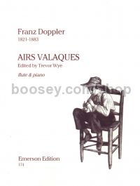 Airs Valaques Flute & Piano