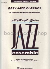 Jazz classics for the young ensemble (tenor)