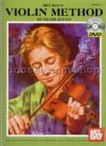 Violin Method (Book & DVD)