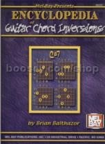 Encyclopedia of Guitar Chord Inversions