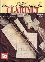 Classical Repertoire For Clarinet vol.3