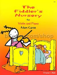 Fiddler's Nursery for Violin and Piano