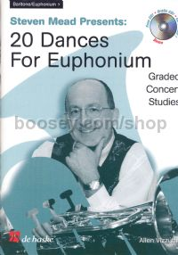 20 Dances for Euphonium (BC) (+ CD)