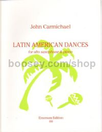 Latin American Dances alto Sax & Piano