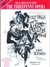 Threepenny Opera (vocal selections)