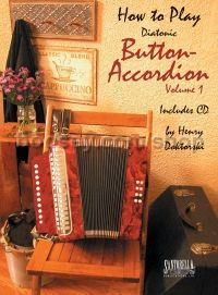 How To Play Button Accordion (diatonic) Book & CD