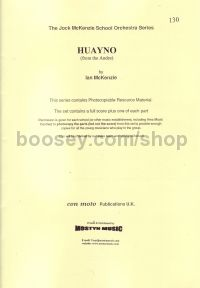 Huayno (from The Andes) (Jock McKenzie School Orchestra series)