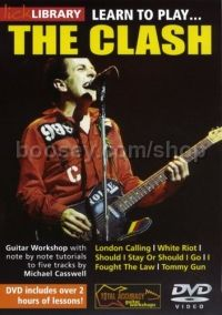 Learn To Play . . . The Clash (Lick Library series) DVD