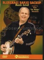 Bluegrass Banjo Backup pete Wernick DVD