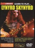 Learn To Play . . . Lynyrd Skynyrd (Lick Library series) DVD