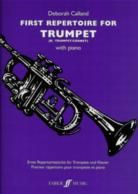 First Repertoire for Trumpet (Trumpet/Cornet & Piano)