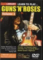 Learn To Play . . . Guns N' Roses 2 (Lick Library series) DVD