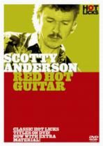 Red Hot Guitar Scotty Anderson DVD (Hot Licks series)