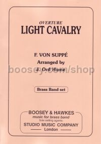Light Cavalry Overture Brass Band Set