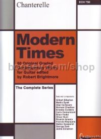 Modern Times: The Complete Series for guitar