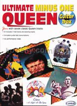 Queen Ultimate Minus One (Book & CD)