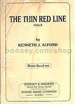 Thin Red Line (Bb March)
