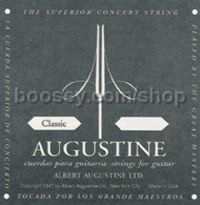 Augustine Black Label Guitar Strings Set