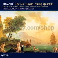 The Six Haydn String Quartets (Hyperion Audio CD)